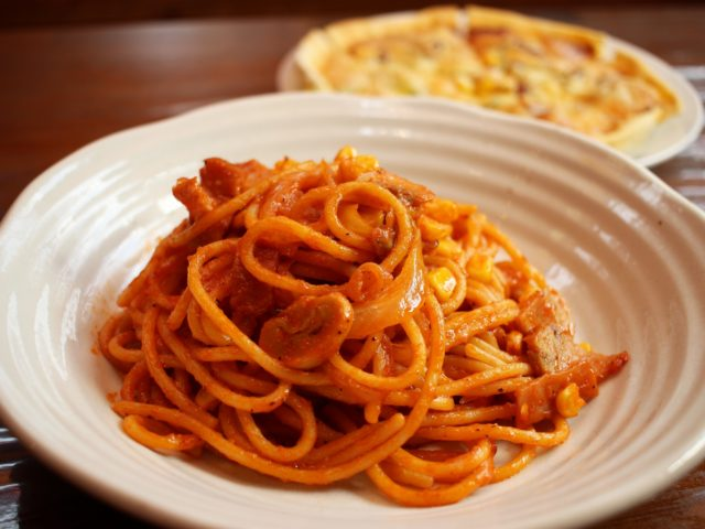 川崎ICの上にある一軒家イタリアン「Pizza House mocco」