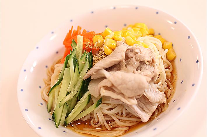 夏バテ予防に! 豚肉を使った幼児食レシピ!!