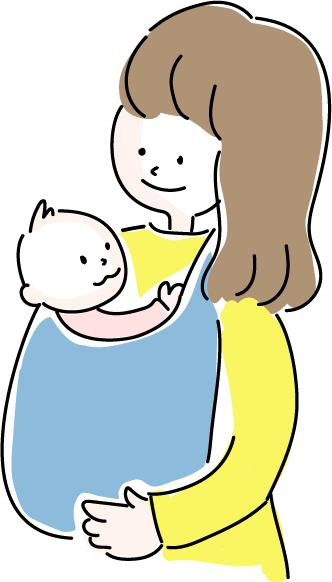 赤ちゃんを迎える準備_抱っこ