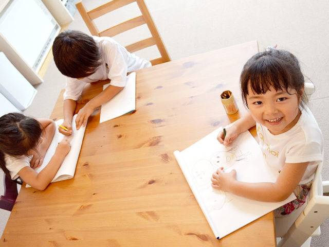 「学活」で家庭に合った学童保育を見つけよう!