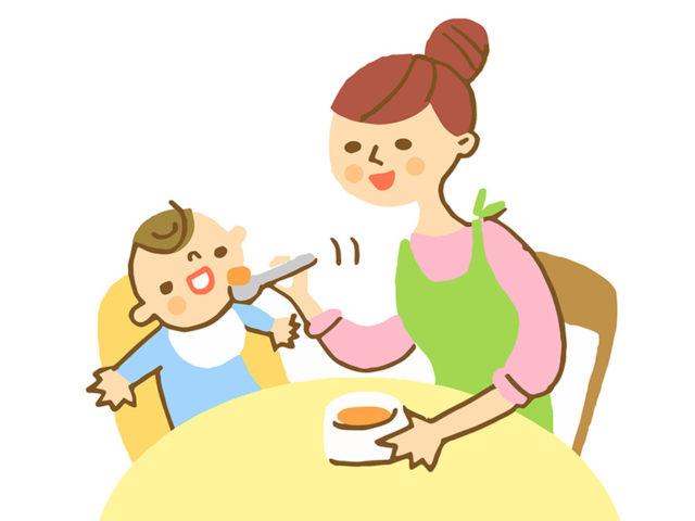 赤ちゃんの食事におすすめのグッズ