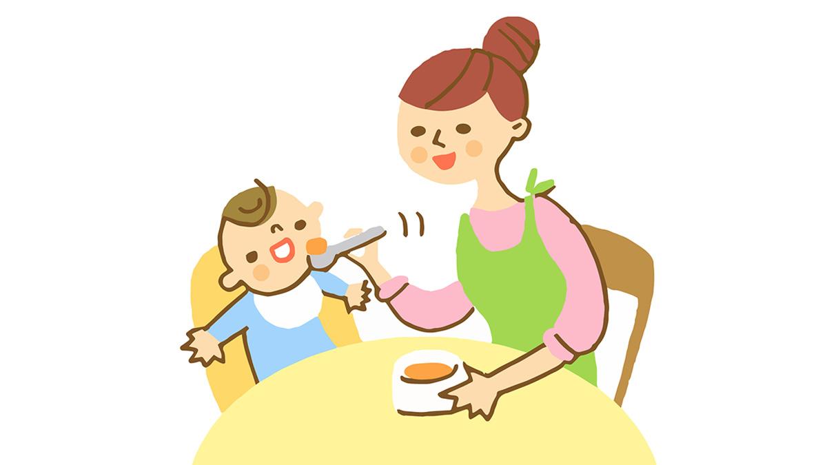 赤ちゃんの食事におすすめのグッズアイキャッチ