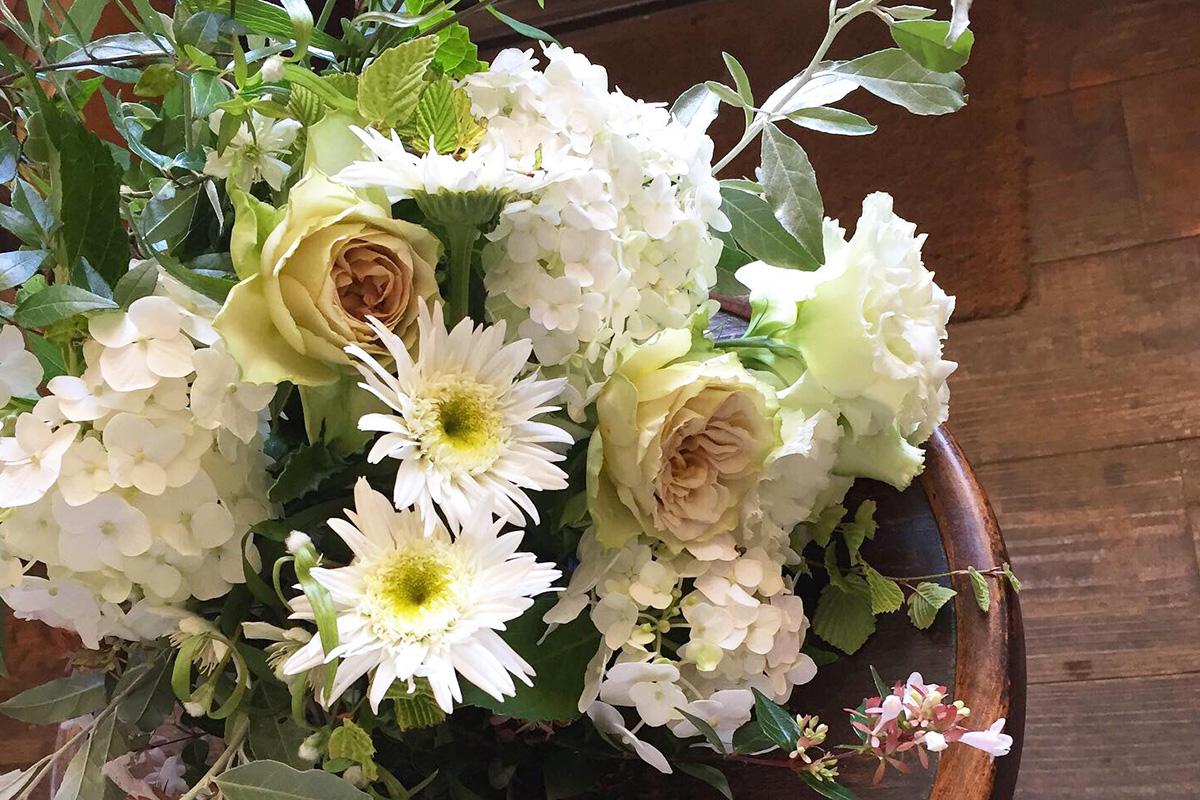 プチタプチ 白い花集合写真