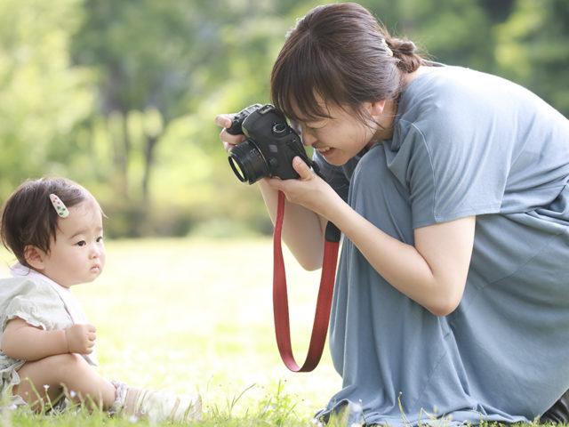 子どもの写真を上手に撮るための4つのワザ