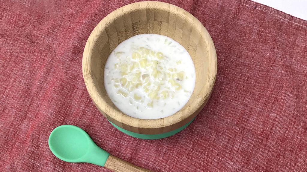 離乳食レシピ_202012_ミルクスープ