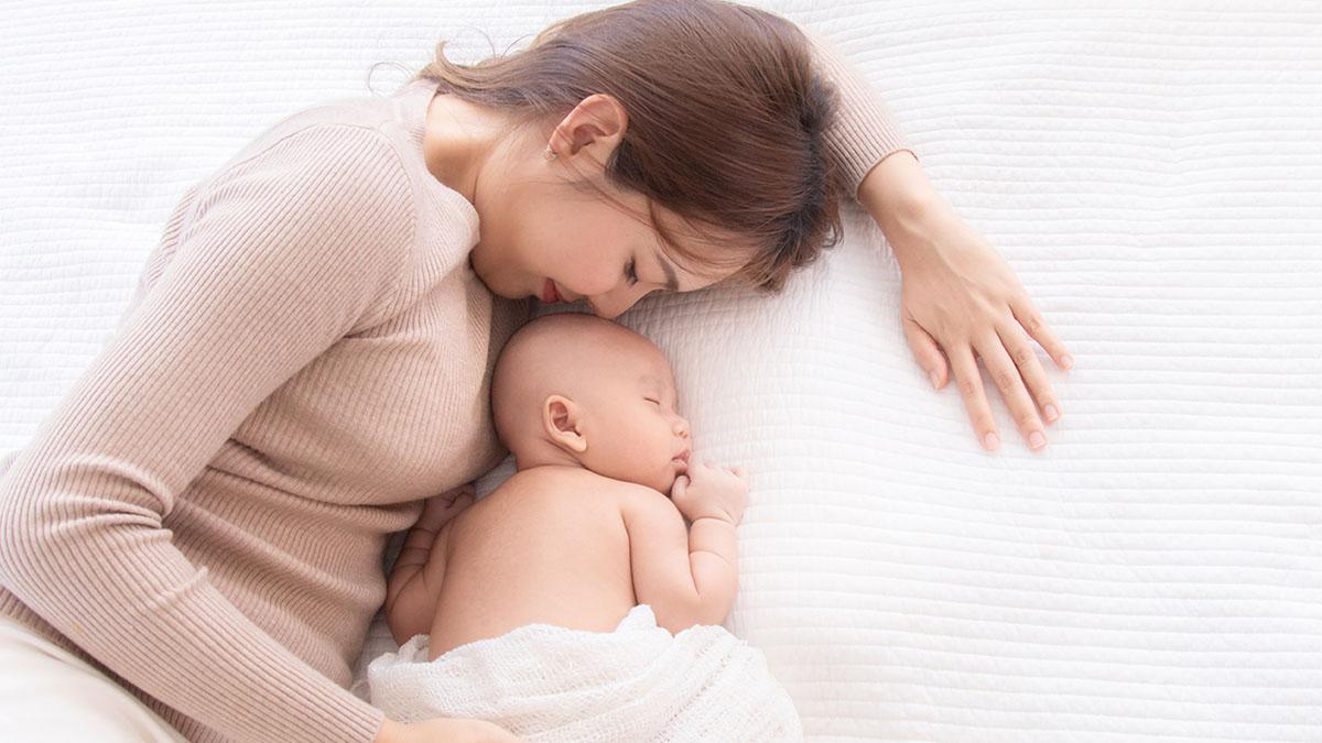産後の母体ケア_MV