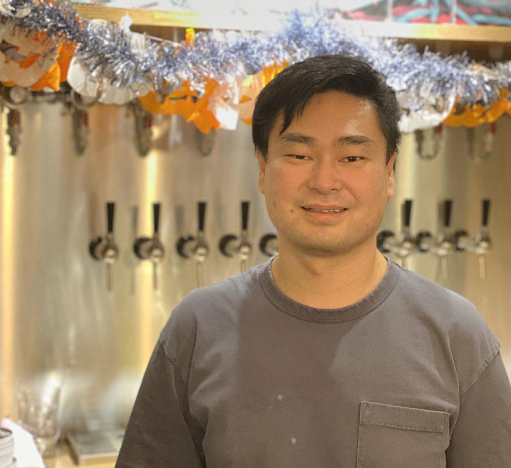 ライオットビール_江幡貴人さん
