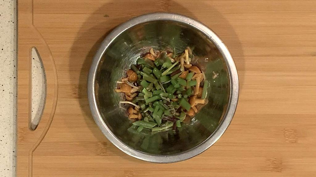 山菜とツナの混ぜご飯3