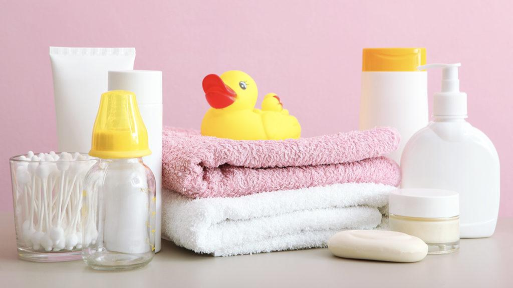 赤ちゃんの夏のスキンケア_保湿剤